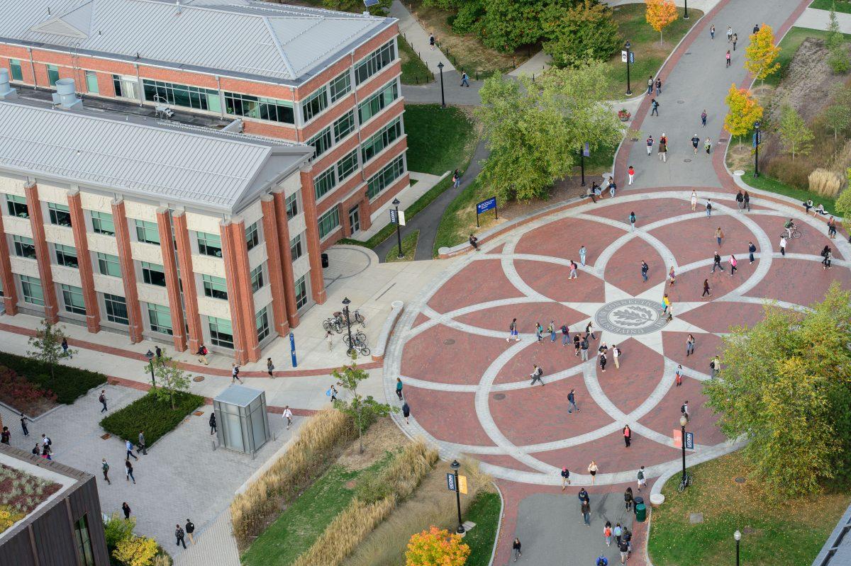Storrs Campus, near CUE